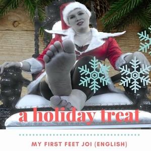 My first Feet Joi Clip