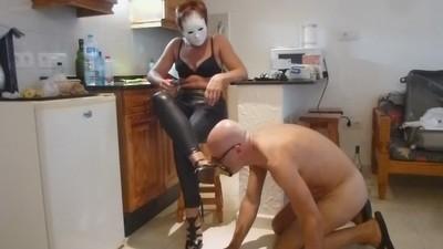 Clean my soles - Part 1