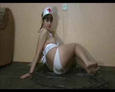 Monica Messy In Panties