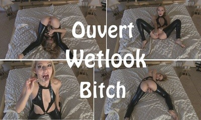 Ouvert Wetlook Bitch