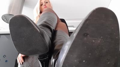 Office Boots Worship
