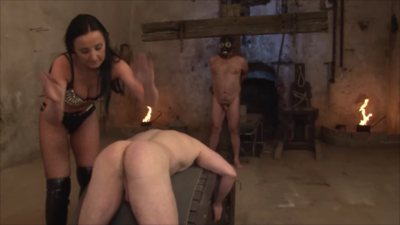 Whipping and Caning