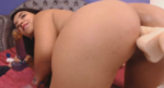 Sexy Latina Girl Taste And Play With Scat 4
