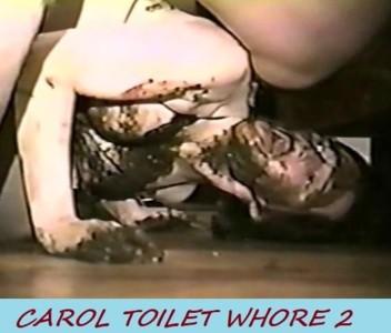 Carol Toilet Whore 2.