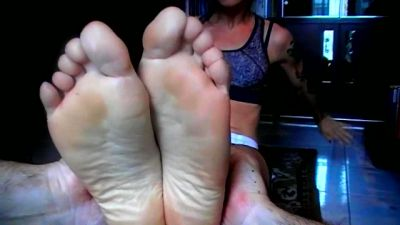 The Personal Foot-Fetish Trainer