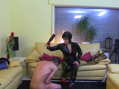 Spanking My Slaves Ugly Ass - Wmv