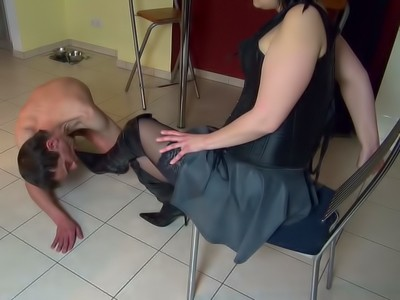 Cleaning My Boots Plus Pee-shower - Mp4
